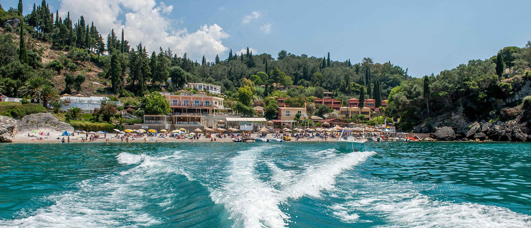 Blue Princess Corfu Home
